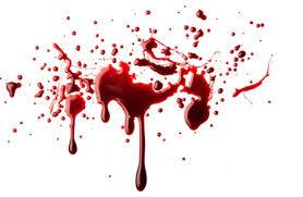 haemophobia, fear of blood, faint or panic at the sight of blood, blood phobia