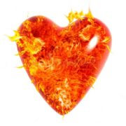 heart flame meditation, from the heart