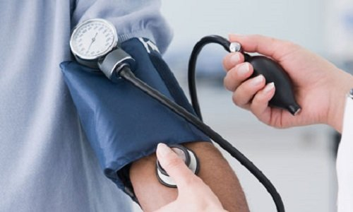 high blood pressure, heart problems, health