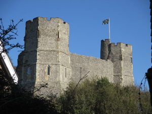Lewes Castle, Lewes, East Sussex